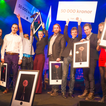 The Brewhouse Awards 2015 alla vinnare