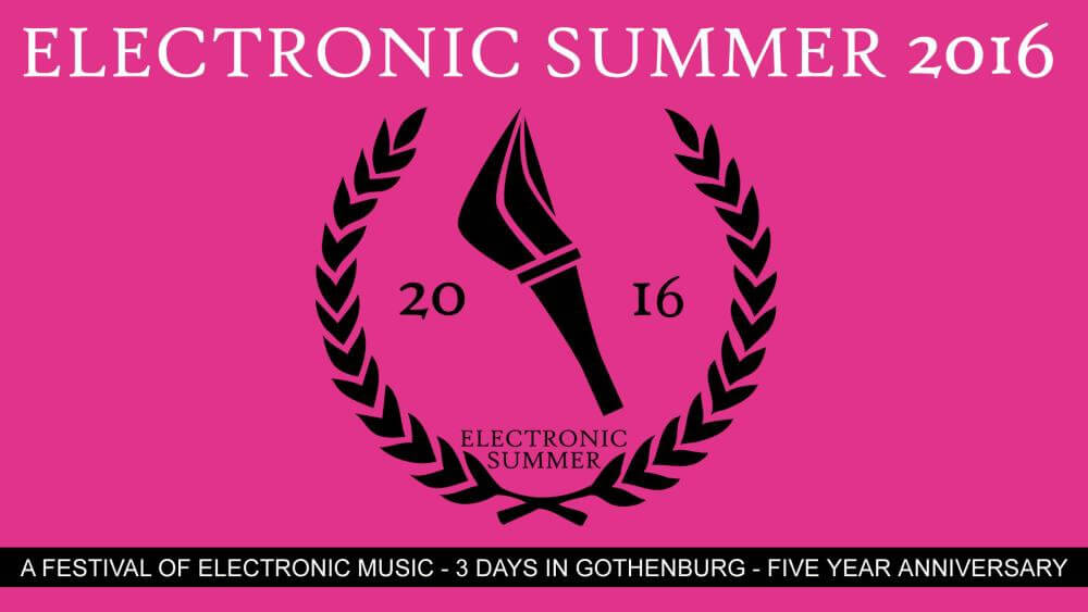 Electronic Summer på Brewhouse 2016