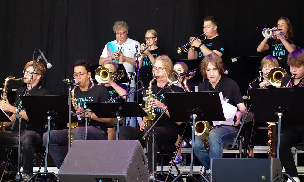 Brewhouse Big Band live kulturkalaset 2015