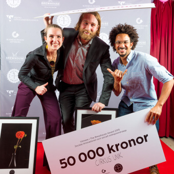 The Brewhouse Awards 2015 viphörna