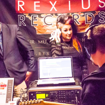 Popupmarknad 2015 Brewhouse i Göteborg Rexius Records