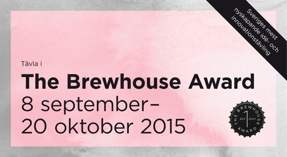Tävla i The Brewhouse Award