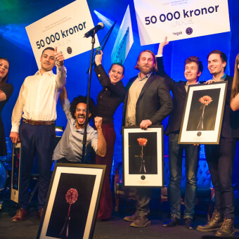 Alla vinnare i The Brewhouse Award 2015